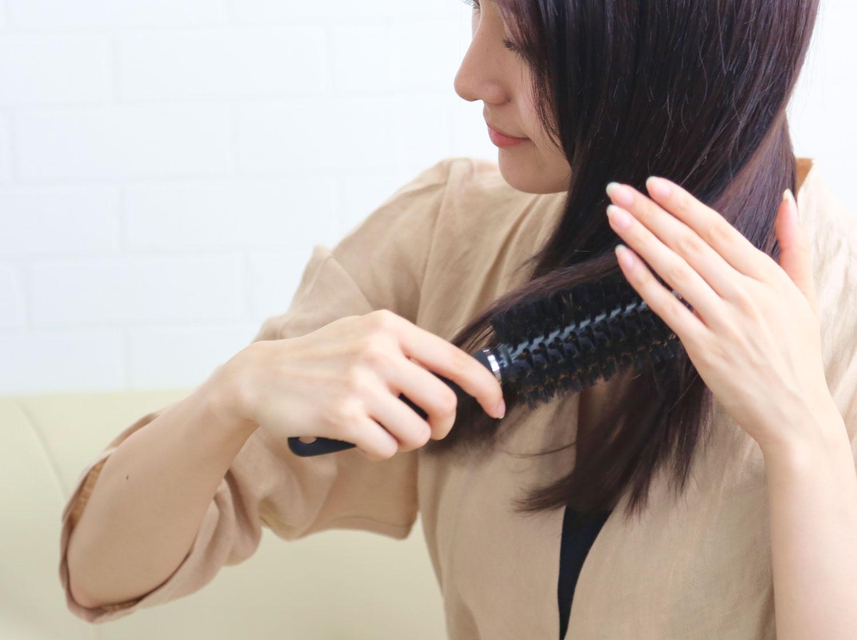 Q. 乾燥していて髪の手触りがキシキシします。切るしかないの?